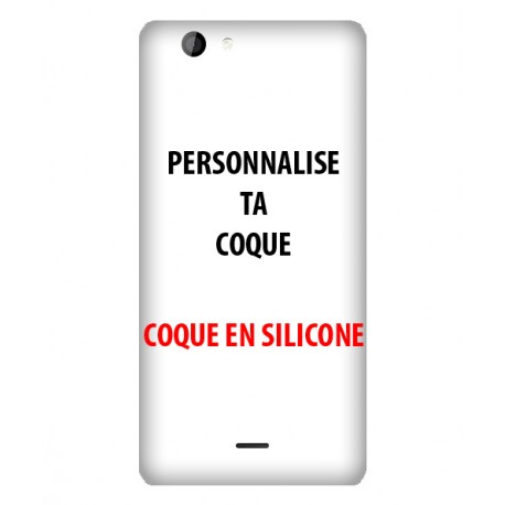 Coque De Protection Silicone Personnalisée Pour Wiko Highway Signs