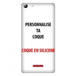 Coque De Protection Silicone Personnalisée Pour Wiko Selfy 4G Rubby