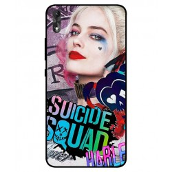 Coque De Protection Silicone Personnalisée Pour Wiko Robby 2