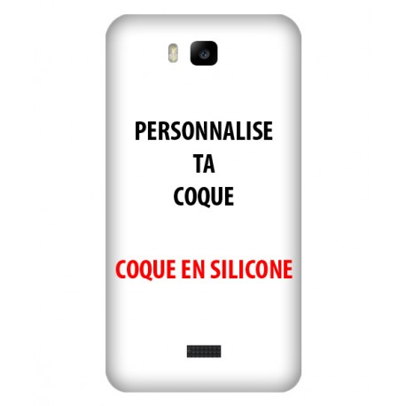 Coque De Protection Silicone Personnalisée Pour Huawei Honor Bee