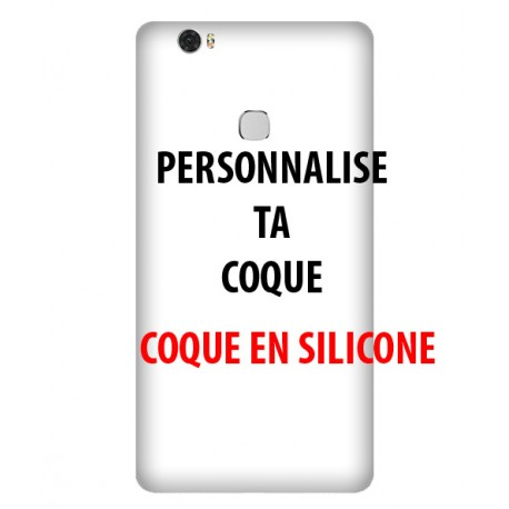 Coque De Protection Silicone Personnalisée Pour Huawei Honor Note 8