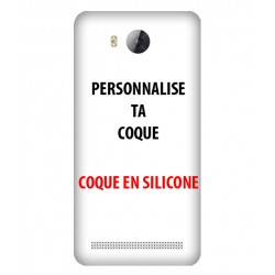 Coque De Protection Silicone Personnalisée Pour Huawei Y3II