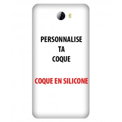 Coque De Protection Silicone Personnalisée Pour Huawei Y5II